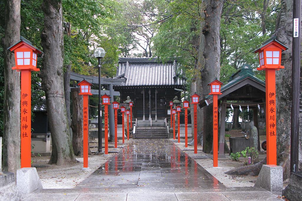 オールアルミ製常夜燈(灯籠)