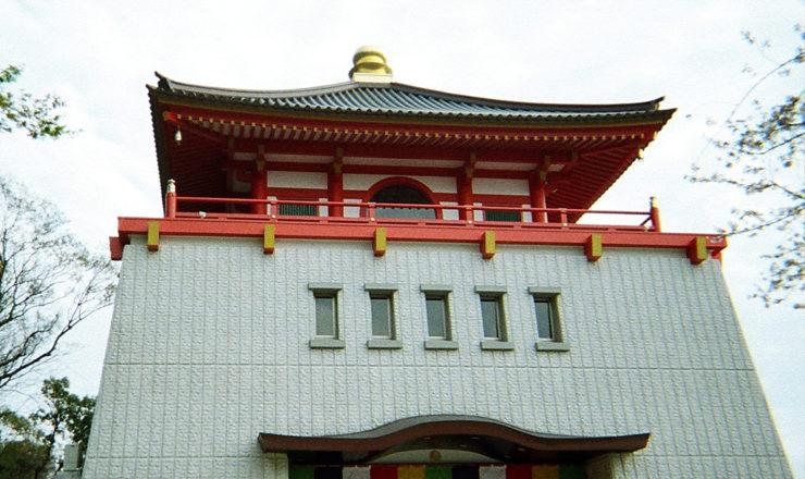 紀三井寺仏殿建立計画