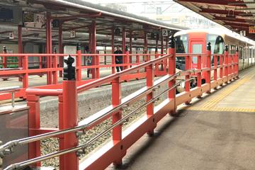 太宰府駅リニューアル工事